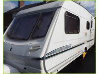 Swift Abbey Aventura 4 Berth Touring Caravan Ace Sterling Group .