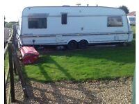 Swift Conqueror Salon 640 Caravan