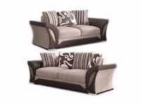 FAST DELIVERY! BRAND NEW SHANNON Corner Or 3 + 2 Sofa, SWIVEL CHAIRS, Universal corner Sofa