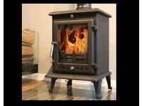 Stove. 8kw. Multi fuel.