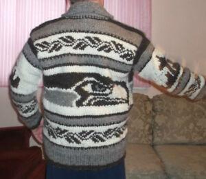 Cowichan Seahawks Sweater