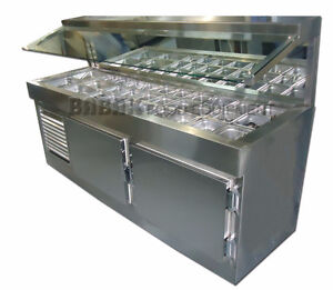 COOLER - Cold Buffet Table