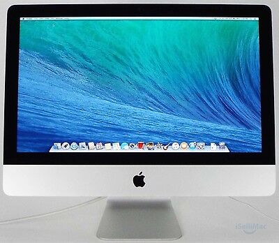 Apple 2013 21 5  Imac 2 7Ghz Core I5 1Tb 8Gb Me086ll A   A Grade   Warranty