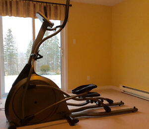 Vision Fitness X6100 Elliptical Trainer
