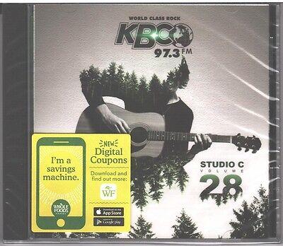 KBCO Studio C Volume 28 - SEALED (2016)