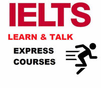 -- SPECIAL BRUSH-UP/EXPRESS COURSES FOR IELTS/CELPIP PREPARATION