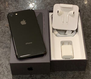 IPhone 8 (64gb) Space Gray