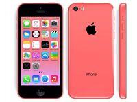 iPhone 5C Pink on EE 16GB