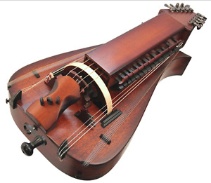 "WANTED!! Hurdy-Gurdy or ""wheel fiddle"" any condition"