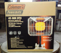 Chaufferette propane / heater for garage, gazebo,work site,patio