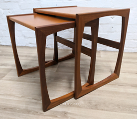 G plan nest of tables (DELIVERY AVAILABLE)