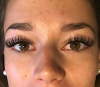 Eyelash Extensions Kamloops