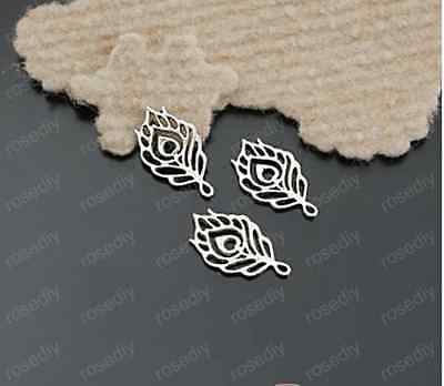 10pc Tibetan Silver Guitar Pendant Charms Jewellery Accessories Wholesale PJ631