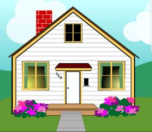 Iso 3 bedroom house