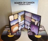 BOARDS OF CANADA TOMORROWS HARVEST 2LP NEW VINYL PLAYED 1X