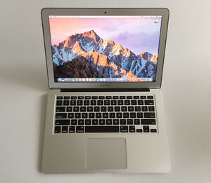 """13"""" MacBook Air ~ Current model ~ Apple warranty to Aug. 2019"""
