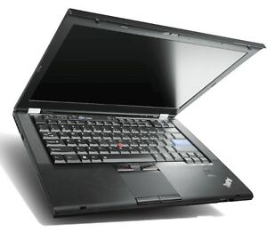Lenovo T420 i7 2640M 6G ram 250G HD Win 10 Dual Graphics