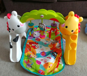 Fisher Price play mat with sounds