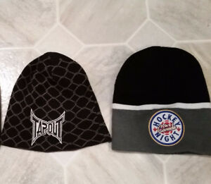 Boys Toque, Tap Out, Hockey Night