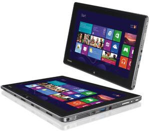"Toshiba WT310 Intle i5 Windows 10 Pro Tablet 11.6"" Full HD (New)"