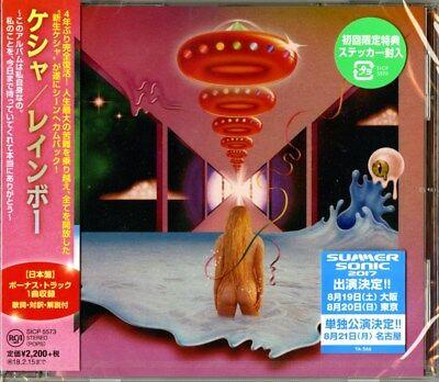 KESHA-RAINBOW-JAPAN CD BO....<br>