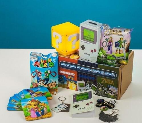 Nintendo Ultimate Merch Crate (Merchandise)