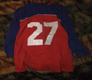 Vintage Montreal Canadiens long sleeve shirt West Island Greater Montréal image 2