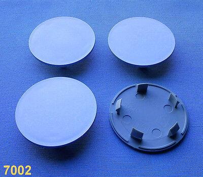 (7002) 4 St. Nabenkappen Nabendeckel Felgendeckel 70,0 / 56,0 mm für Alufelgen gebraucht kaufen  Jena
