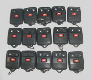 FORD CAR KEYLESS ENTRY REMOTE CONTROLS (CAR KEY FOBs) Kitchener / Waterloo Kitchener Area image 3