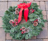 "18"" Christmas Wreaths"