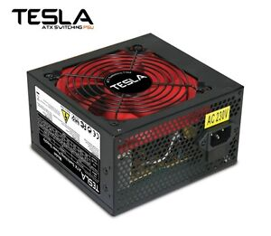 TESLA QUIET 850W ATX POWER SUPPLY PSU - 24-PIN INTEL AMD