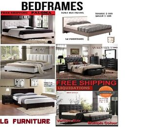 STORAGE BED FRAME FOR SALE BRAND NEW