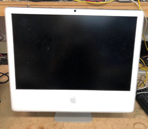 "Apple 2007 24"" iMac Desktop Intel Core 2 Duo - 4GB RAM!"