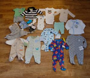 Baby Boy Preemie & Newborn