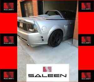 *** SUPERBE Mustang GT avec la ligne SALEEN S281 ***