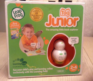 LEAP FROG TAG JUNIOR READING SYSTEM - NEW