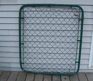 Gate for 4 Foot Chain Link Fence