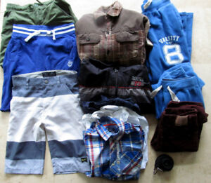 Boys clothes, NIKE, ROOTS, HILFIGER, GAP, Sizes 10-14 (Large)