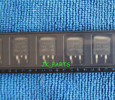 10pcs New Irf540 Irf540ns Smd N-channel Power Mosfet