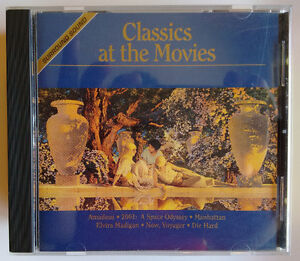 Classics at the Movies -- Set of 4 CD's (EXCELLENT condition)