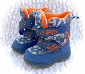 Cougar Winter Boots High Quality WARM - Size 5