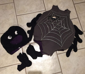 Childrens place Spider costume