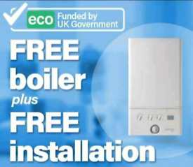 Free Gas Boiler and Underfloor Insulation Government Scheme