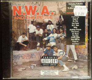 N.W.A. The Very First Album on CD