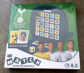 TOTTENHAM CRAZY CUBE BOARD GAME!!!