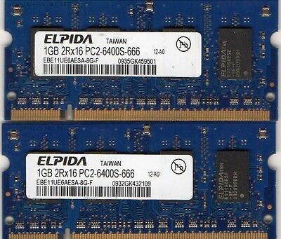 Compaq Presario C500 Ram - 2GB 2x 1GB Kit HP Compaq Presario Series C300 / C500 / C700 DDR2 Laptop Memory