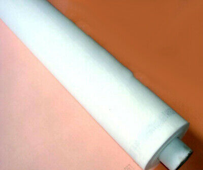 1 Yard 140m 55t Silk Screen Printing Mesh Fabric Width 50 Inch White Screen Mesh