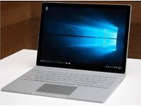 Microsoft Surface Book i7, 512GB SSD, 16GB RAM Used