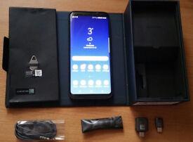 Samsung Galaxy S8 (Unlocked) G950F Midnight Black 64 GB