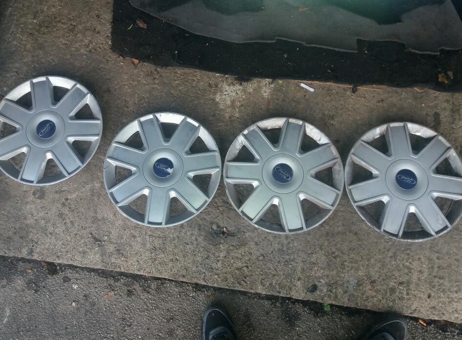 X Ford Ka Wheel Trims